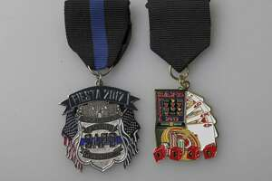 Policing category:  First place, San Antonio Police Department; second place, SAPD Vice Unit