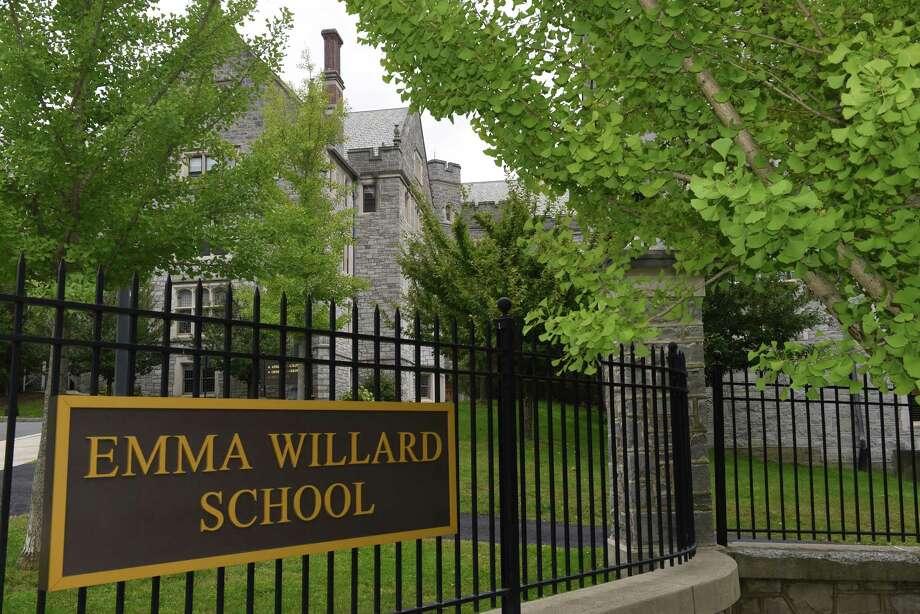 Emma Willard School on Tuesday, Oct. 4, 2016, in Troy , N.Y. (Michael P. Farrell/Times Union) Photo: Michael P. Farrell / 40038261A