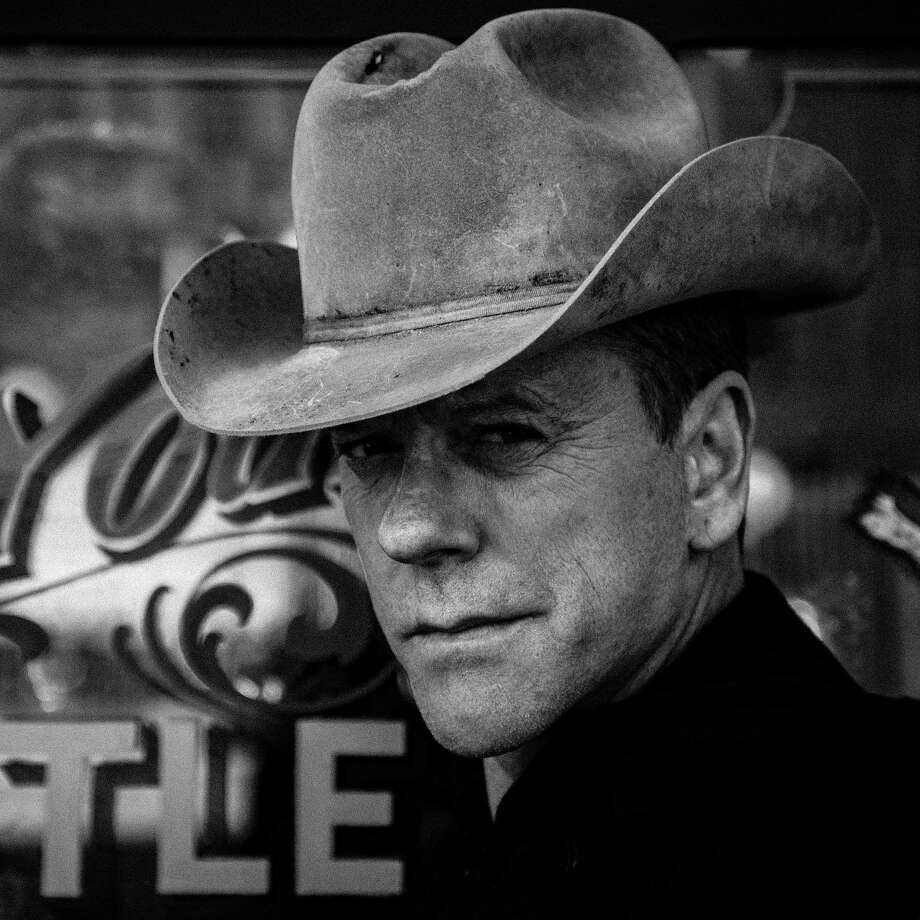 Emmy and Golden Globe winner Kiefer Sutherland is hitting the stage as a singer-songwriter. Photo: Webster Public Relations