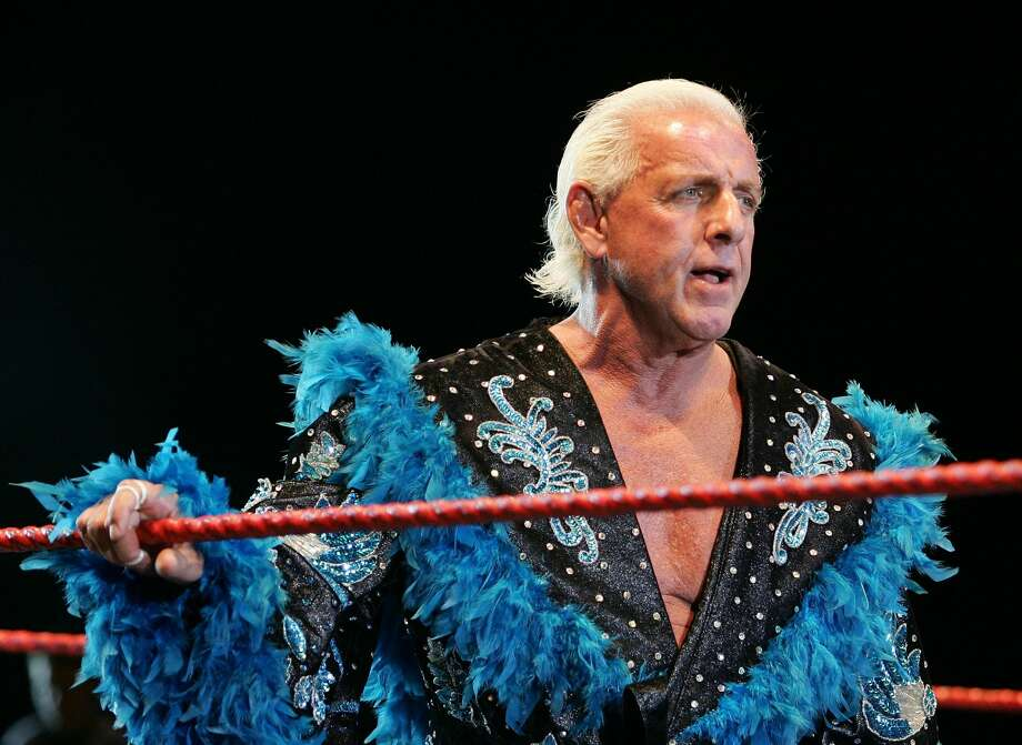 "Fans of retired professional wrestler Ric ""The Nature boy"" Flair no doubt have his trademark ""Woo"" catchphrase in their daily vocabulary. Recently its become a rallying cry of sorts for Houston Astros fans and players. Click through to see some of the best moments from recent pro wrestling history... Photo: Paul Kane/Getty Images"