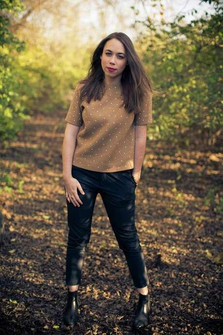singer-songwriter Sarah Jarosz is from Wimberley Photo: Scott Simontacci
