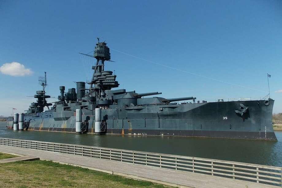 Texas:1) Battleship Texas State Historic Site Address: 3523 Battleground Rd, La Porte, TX 77571 Website:tpwd.texas.gov/state-parks/battleship-texasPhoto: Ashley B/ Yelp Photo: Yelp