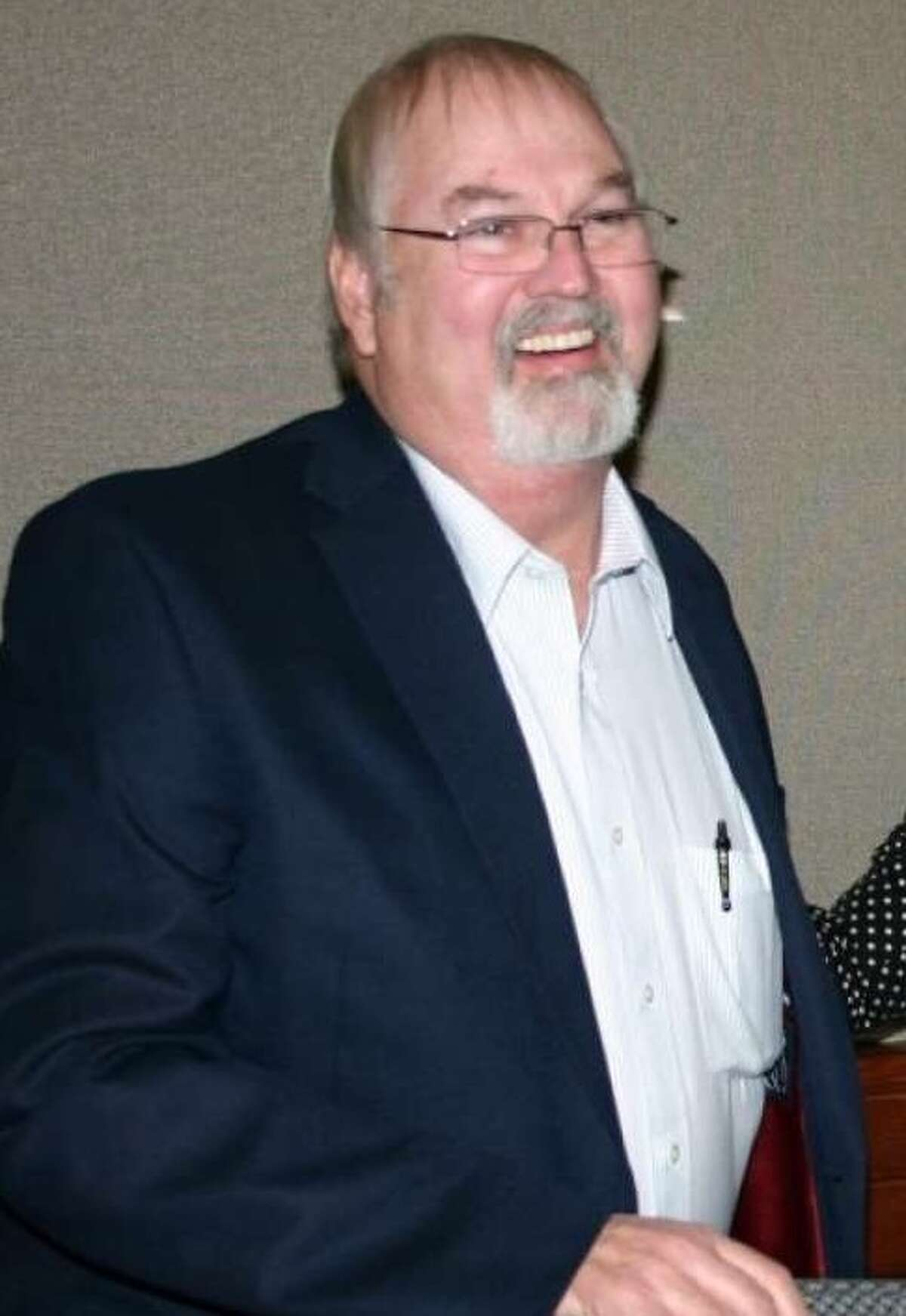 Liberty County Commissioner Mike McCarty