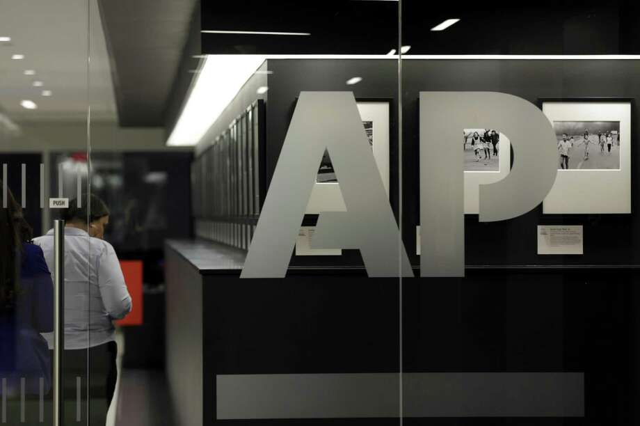 Earnings at the Associated Press shrank substantially last year compared with 2015, when the news organization enjoyed a large tax benefit that skewed its results. Photo: Jenny Kane /Associated Press / AP