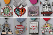 It was a record year in other ways. The annual contest for medals manufactured and, by and large, sold for a variety of causes drew more than 450 entries, about 150 more than last year.