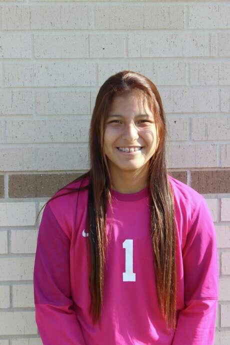 Tompkins soccer goalkeeper Cailey Croson. Photo: Tompkins High School