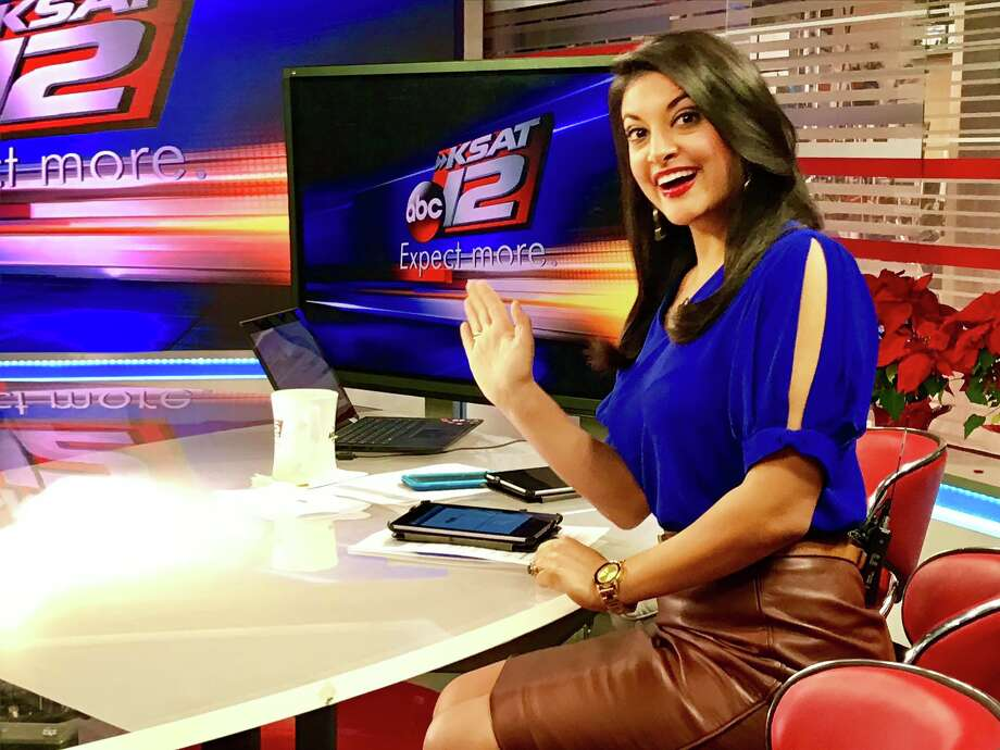 Departed KSAT morning anchorwoman Concetta Callahan said she loved waking up with S.A. fans. Photo: Courtesy Concetta Callahan