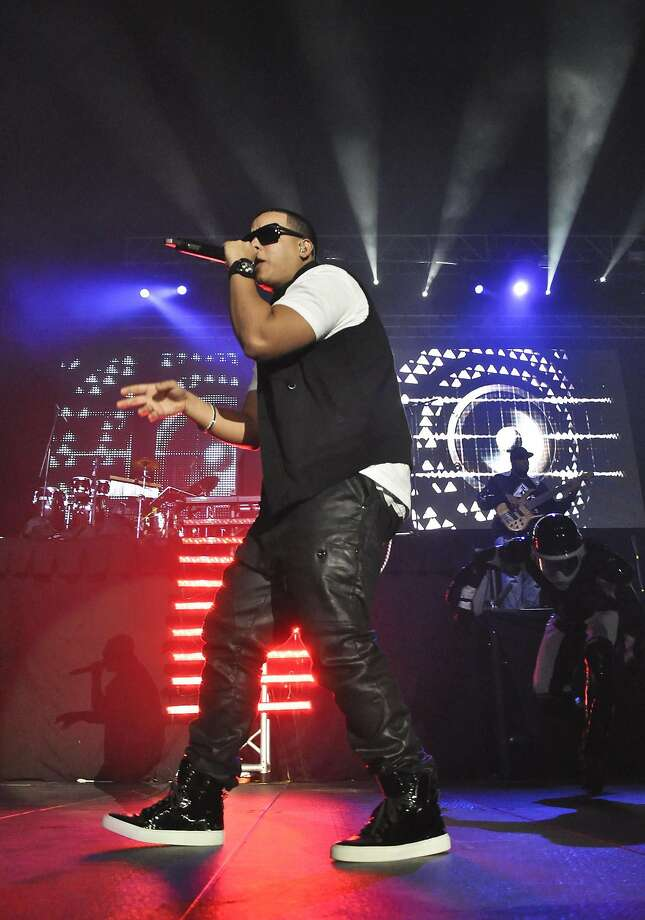"Daddy Yankee's ""Gasolina"" in 2003 was one of reggaeton's first mainstream breakthroughs. Photo: EMILIO RABAGO"