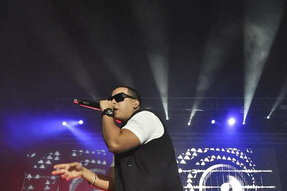 Daddy Yankee at LEA.
