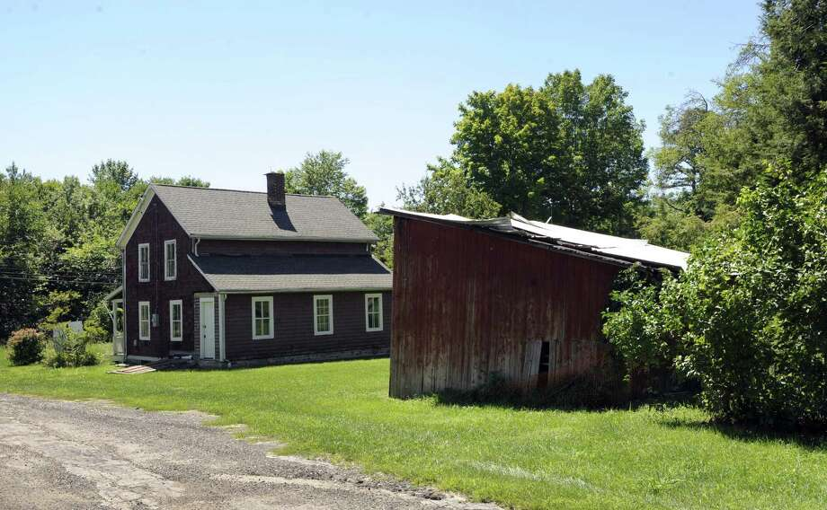 The town of Brookfield is developing a master plan for what to do with the Gurski farm property ar 28 Obtuse Hill Road. Photo Tuesday, August 23, 2016. Photo: Carol Kaliff / Hearst Connecticut Media / The News-Times