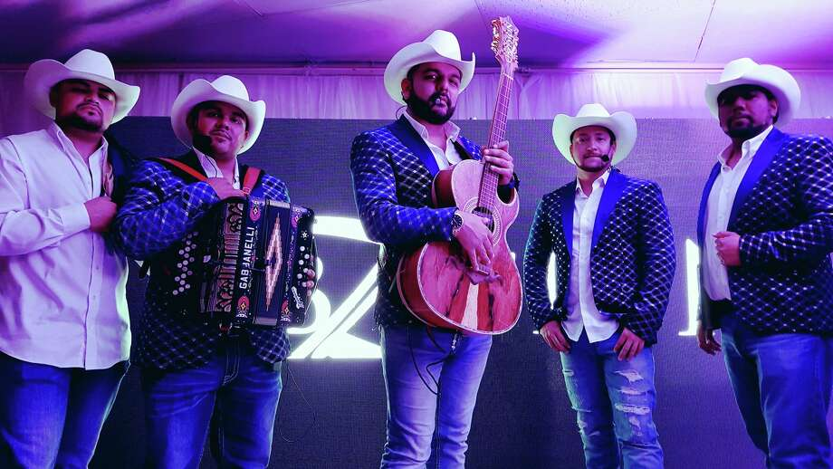 Tejano group Obzesion is from Houston. Photo: Bermuda Records