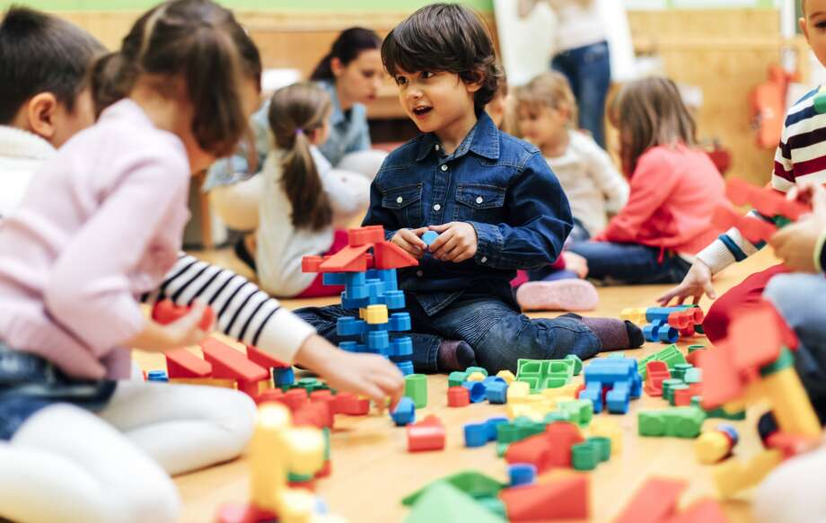 Research has consistently shown that classrooms that offer children the opportunities to engage in play-based and child-centered learning activities help children grow academically, socially and emotionally.