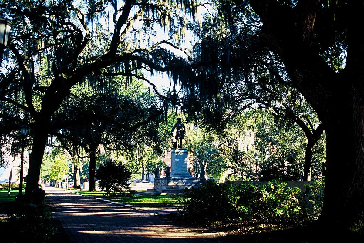 13. Savannah, Ga.