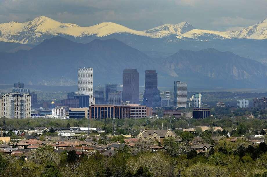 8. Denver and Boulder, Colorado Photo: Helen H. Richardson/Denver Post Via Getty Images