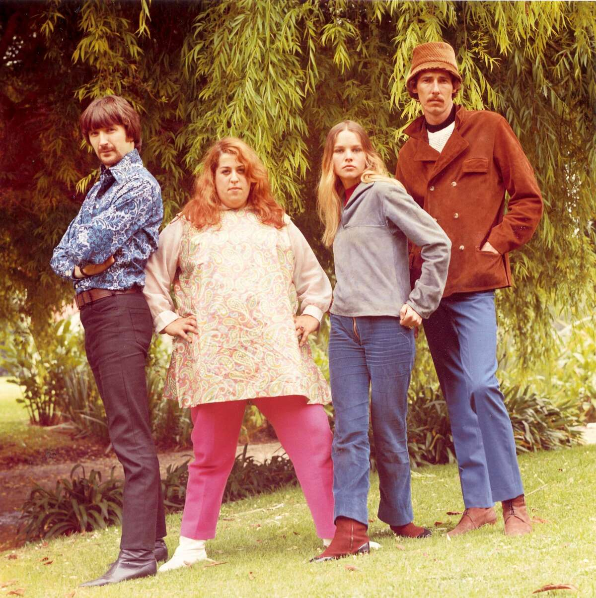 The Mamas and the Papas: California Dreamin' One of the first