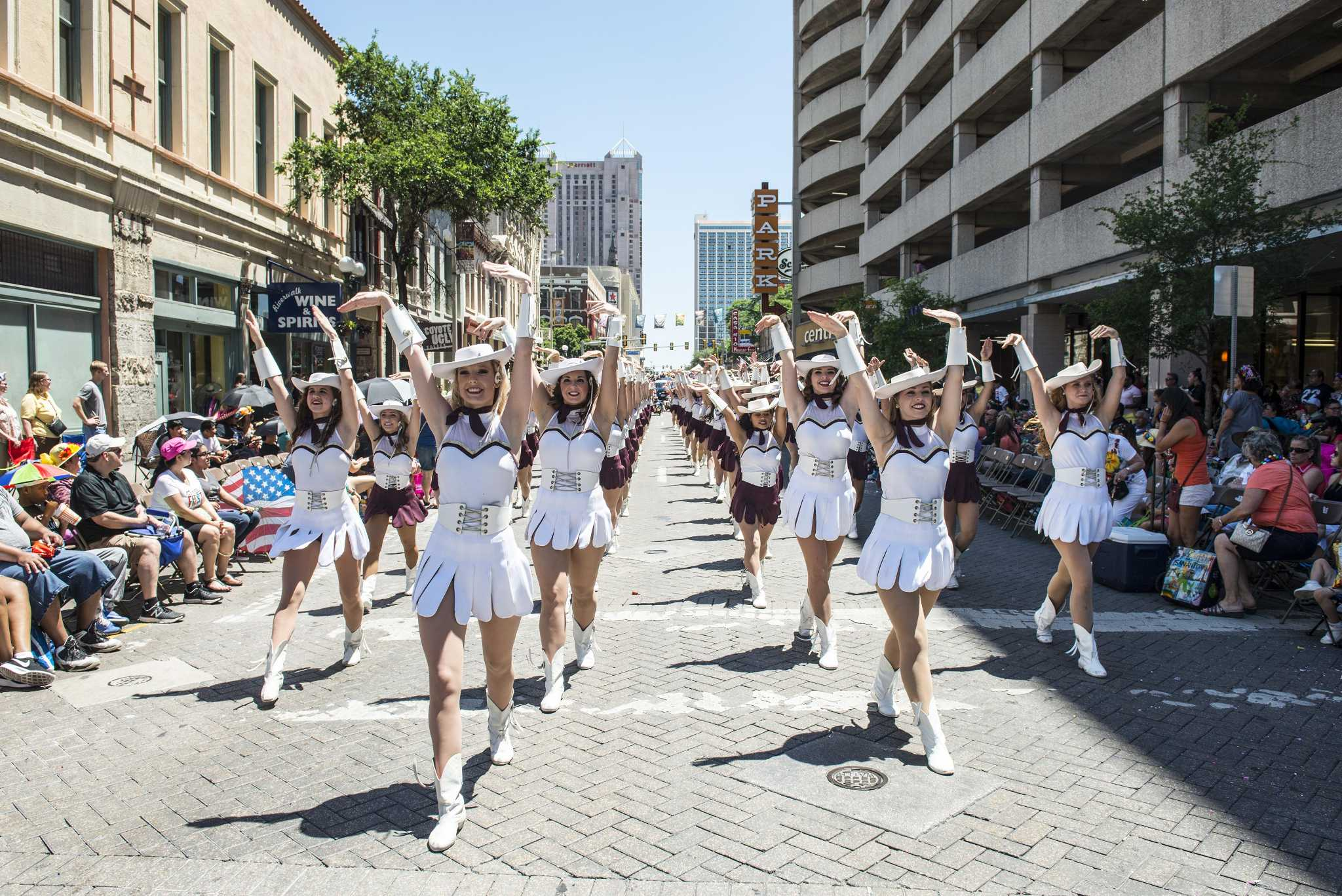 Montgomery Herald: Sports Texas state strutters photos