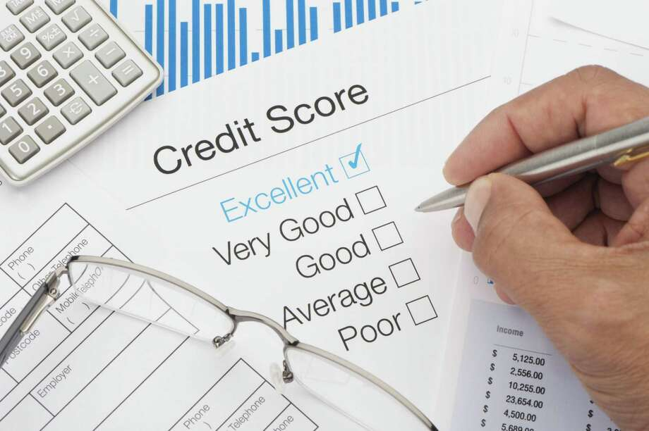 A low credit score according to FHA guidelines is about 580, but there are exceptions. Photo: Getty Images / (c) Courtney Keating