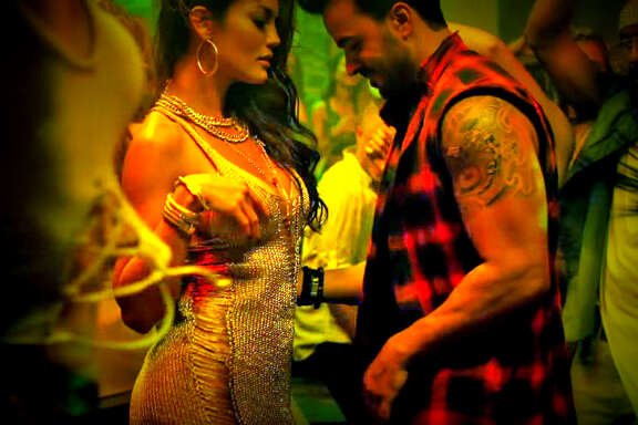 Photo from video of Despacito, by Luis Fonsi featuring Daddy Yankee.