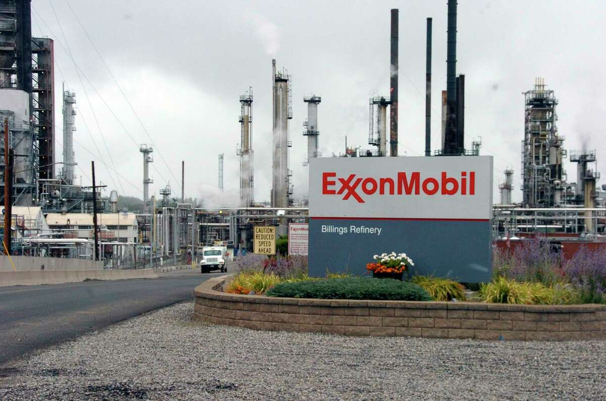4. Exxon Mobil Headquarters: Irving CEO: Darren Woods Revenue: $205 billion