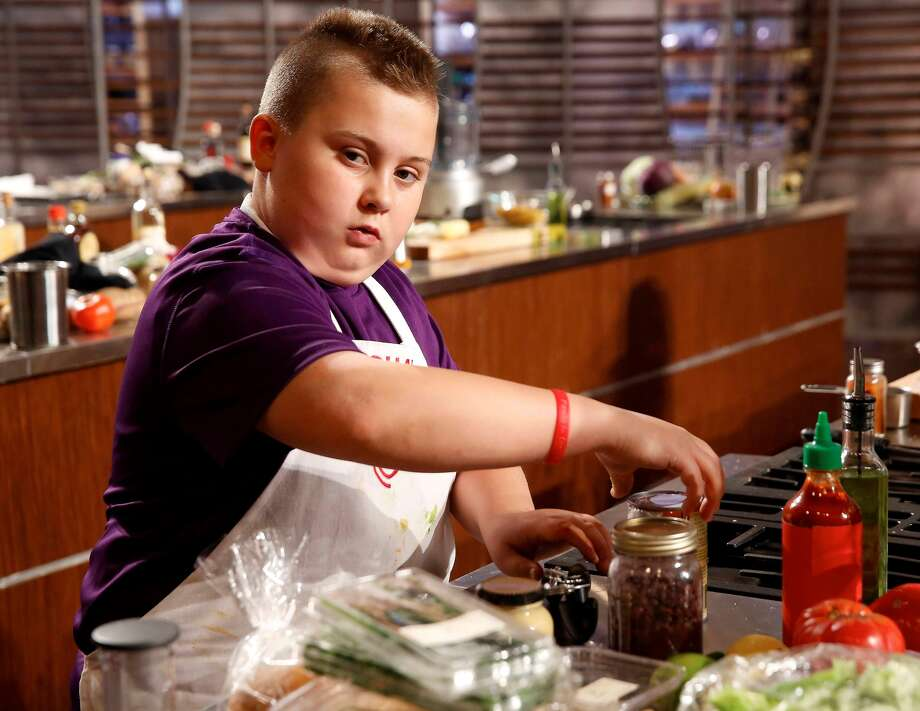 Shayne Wells, an eighth grader at Shindewolf Intermediate School in Klein ISD, was among 40 youngsters to compete on FOX's MasterChef Junior reality cooking competition out of thousands of teens and pre-teens who competed nationwide for the coveted spots.
