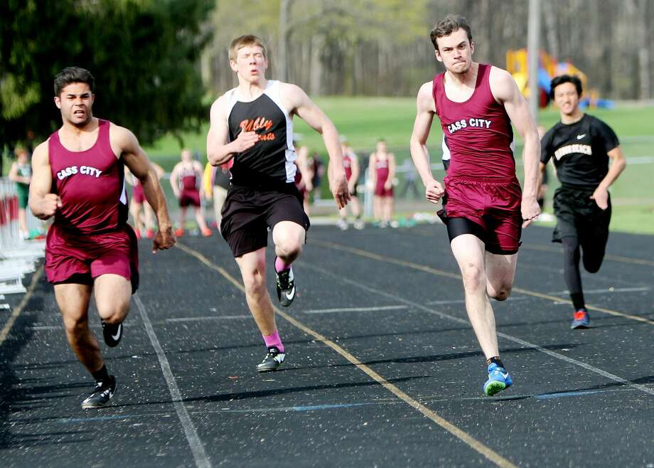 Cass City Track Meet 2017 Photo: Seth Stapleton/Huron Daily Tribune