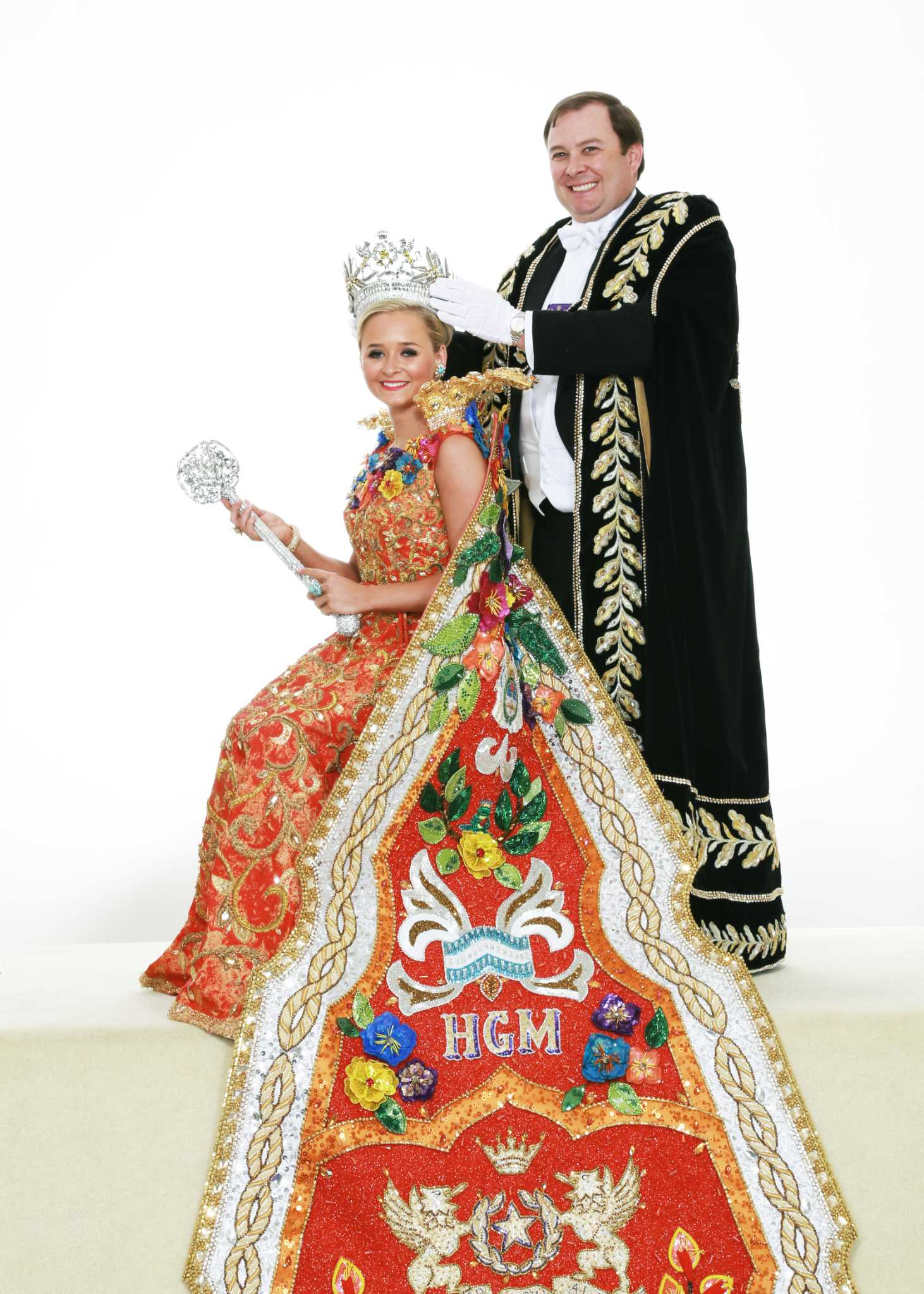 The Jaw Dropping Gowns Of The 2017 Coronation Court San