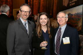 Were you Seen at the   Excelsior College Partners in Lifelong  Learning Celebration to benefit student scholarships, honoring Michael and  Margery Whiteman and Center for Disability Services  , at the New York  State Museum   on  Wednesday, April 19, 2017?