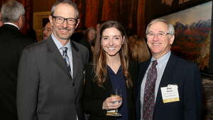 Were you Seen at the   Excelsior College Partners in Lifelong  Learning Celebration to benefit student scholarships, honoring Michael and  Margery Whiteman and Center for Disability Services  , at theNew York  StateMuseum  on  Wednesday,April 19, 2017?
