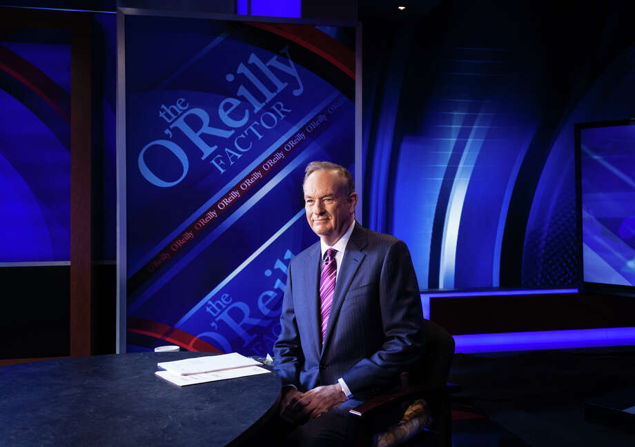 For some white men in positions of power, such as O'Reilly, less  powerful people play specific and confined roles in their lives. Photo: ROBERT WRIGHT, STR / NYTNS