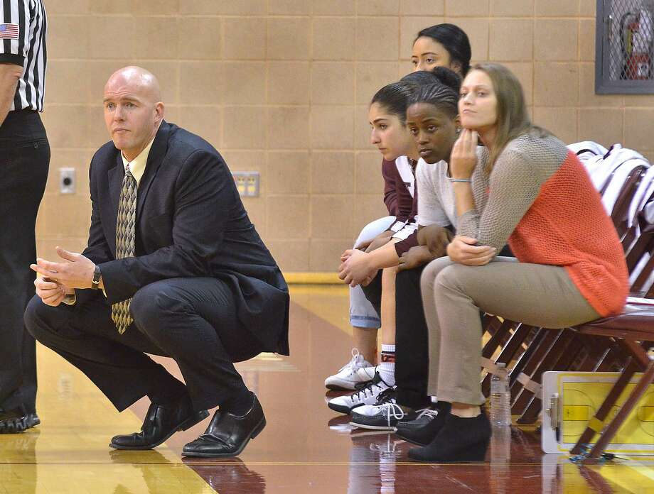 TAMIU head coach Jeff Caha picked up his seventh recruit for the women's basketball team this offseason in guard Ashley Perez. Photo: Cuate Santos /Laredo Morning Times File / Laredo Morning Times
