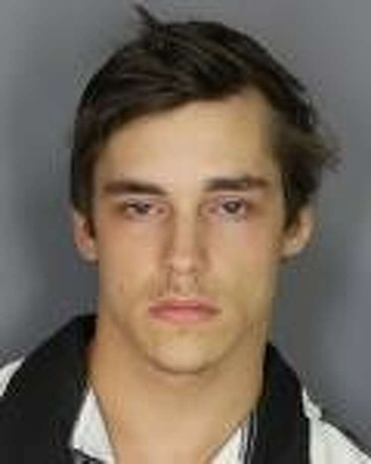 Quinten T. Francis, 18, of Guilderland (Albany County Sheriff's Office) Photo: (Albany County Sheriff's Office)