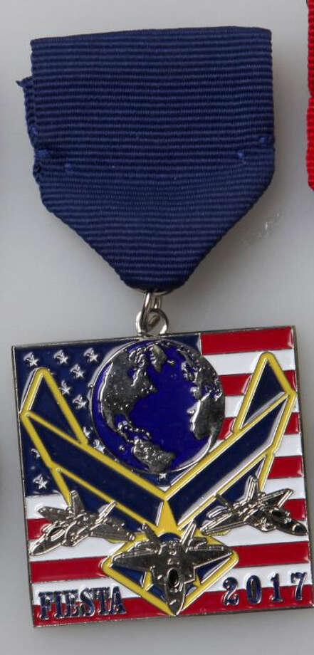 U.S. Air Force, $10, Celebrate Excellence, 2130 Jackson Keller Photo: Juanito M Garza/San Antonio Express-News