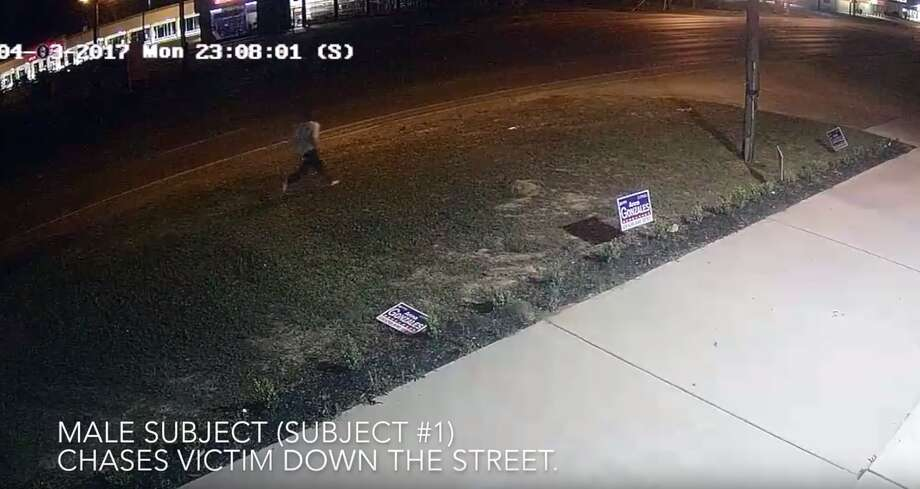 Shocking crimeRosenberg Police are searching for two male suspects who were filmed fleeing an area where a victim was struck and killed by a vehicle.Click through to see the most shocking crimes of 2017 so far.