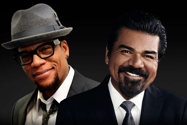 """George Lopez and D.L. Hughley bring their """"Together Live"""" tour to the venue on Friday and Saturday. Tickets are still available."""