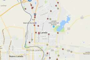 A general overview of fatal crashes in and around the city of Laredo from January 2015 to December 2016.   