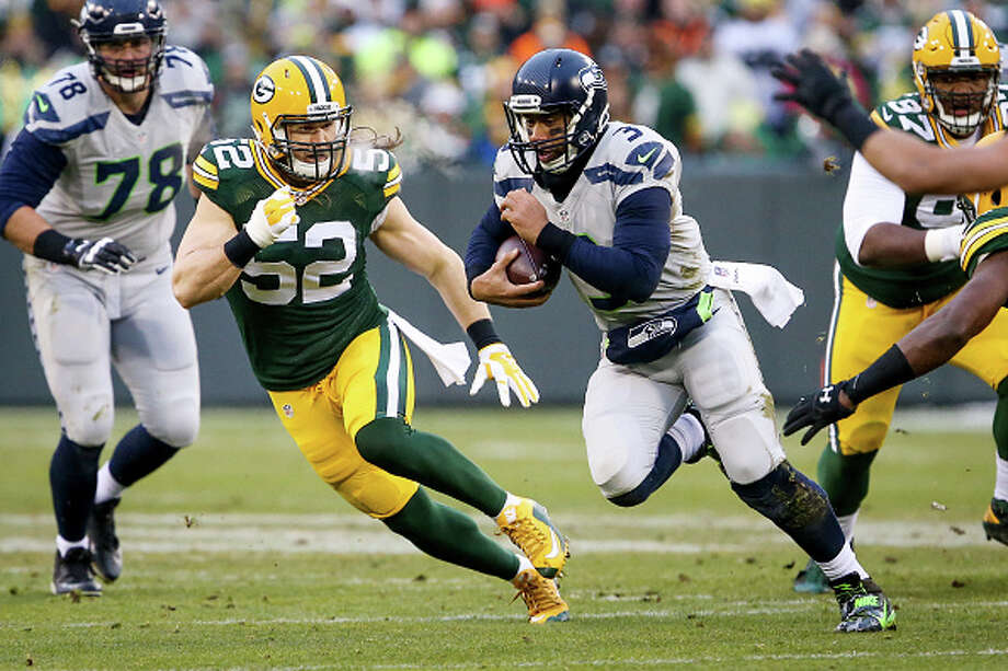WEEK 1Seahawks at Green Bay PackersLambeau FieldSunday, Sept. 10 | 1:25 p.m. Pacific | TV: Q13 FoxNotes: Lambeau Field has been a problem for Seattle, which hasn't won there since 1999, losing the last seven meetings. The Seahawks' 38-10 loss at Green Bay last season snapped its NFL-record streak of 85 consecutive regular season games without losing by more than 10 points. Seattle is 4-3 in season openers under Pete Carroll. Photo: Dylan Buell/Getty Images