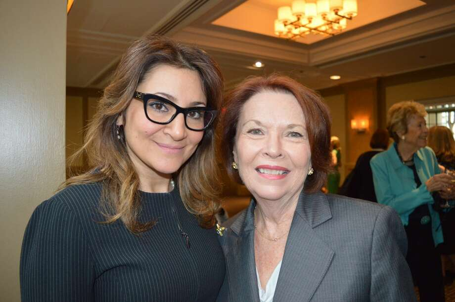 Fairfield County's Community Foundation held its annual Fund for Women and Girls Luncheon on April 20, 2017 at the Hyatt Regency Greenwich. The mission of Fairfield County's Community Foundation's Fund for Women & Girls is to engage philanthropists and invest in sustainable solutions that lead to economically secure and healthy women and girls throughout Fairfield County. The keynote speaker at the luncheon was Andrea Jung, Avon's first female CEO, and the current President & CEO of Grameen America. Were you SEEN? Photo: Todd Tracy / Hearst Connecticut Media Group