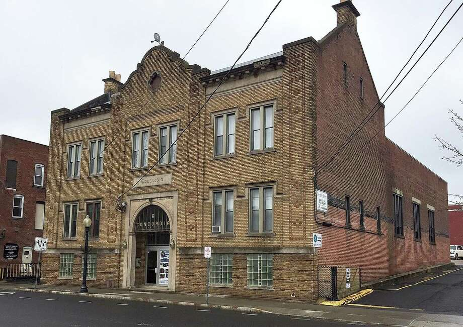 The Concordia club, longtime owners of 6 Crosby St., in Danbury, Conn., will hold its last celebration there on Sunday, April 23, 2017, as the new property owners take over the building. Photo: Chris Bosak / Hearst Connecticut Media / The News-Times
