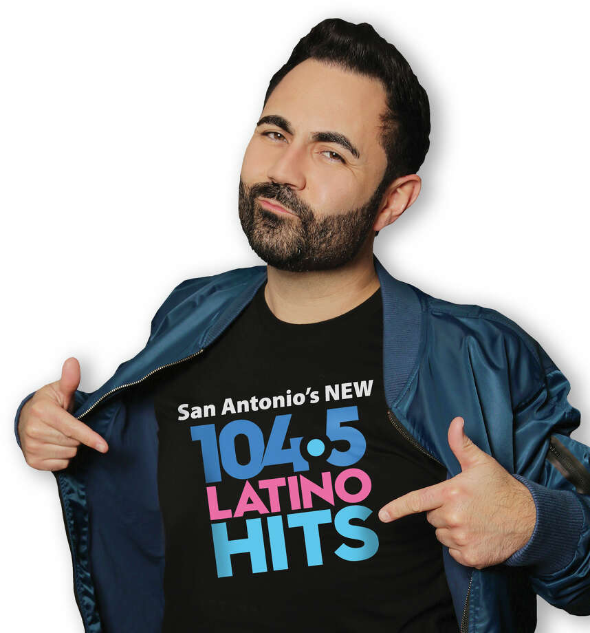 "Come May 1, Enrique Santos will be the morning man on KZEP, 104.5 FM. His nationally syndicated show out of Miami,""Tu Mañana con Enrique Santos,"" will air here from 5 to 9 a.m.  Photo: Courtesy Of IHeartMedia"
