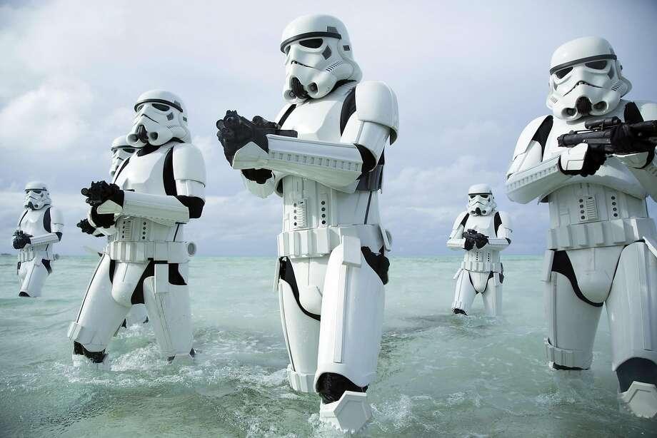 Photo: Lucasfilm - Walt Disney Studios Motion Pictures