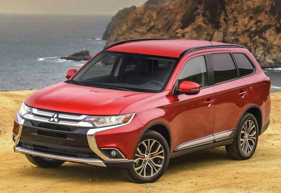 No. 20: Mitsubishi Photo: Mitsubishi / © 2015 Mitsubishi Motors North America, Inc.