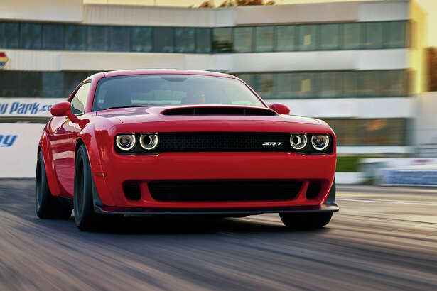 Though it's capable of 840 horsepower and sub-10-second quarter-mile acceleration, the 2018 Dodge Challenger SRT Demon carries a five-year/60,000-mile powertrain warranty.