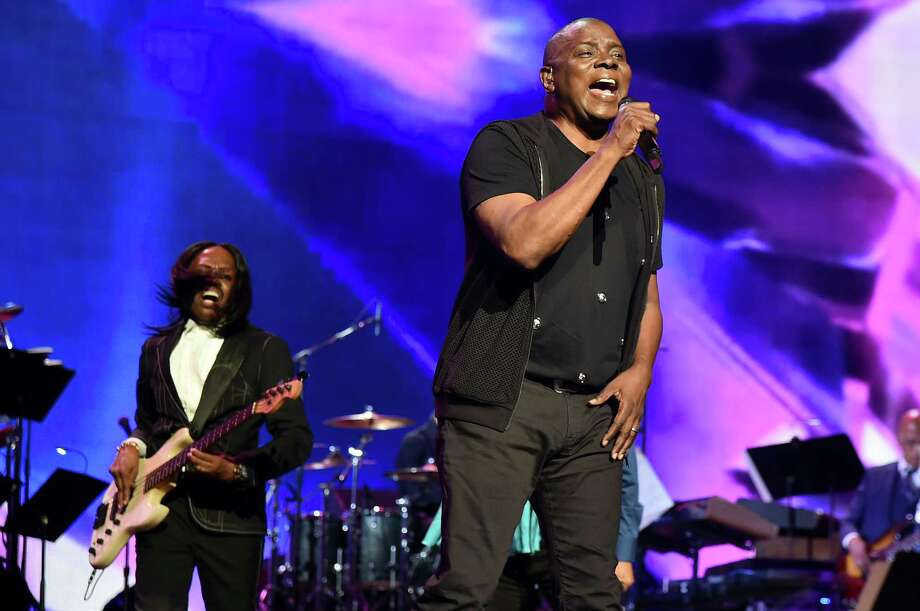 Earth, Wind & Fire is hitting the road with fellow '70s hit-makers Chic. Photo: Theo Wargo, Getty Images For Tribeca Film Festival / 2017 Getty Images