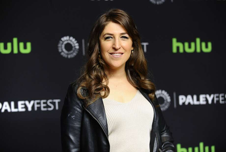HOLLYWOOD, CA - MARCH 16: Actress Mayim Bialik attends 'The Big Bang Theory' event at the 33rd annual PaleyFest at Dolby Theatre on March 16, 2016 in Hollywood, California. (Photo by Jason LaVeris/FilmMagic) Photo: (Photo By Jason LaVeris/FilmMagic)