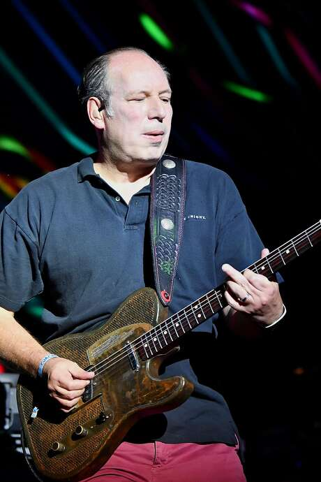 INDIO, CA - APRIL 16:  Hans Zimmer performs on the Outdoor Theatre during day 3 of the Coachella Valley Music And Arts Festival (Weekend 1) at the Empire Polo Club on April 16, 2017 in Indio, California.  (Photo by Frazer Harrison/Getty Images for Coachella) Photo: Frazer Harrison, Getty Images For Coachella