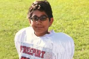 Juan Borja, an eighth-grade student at Freeport Intermediate School in Brazosport ISD, died around 5:45 p.m. Wednesday, April 19, 2017 in an apparent shooting.