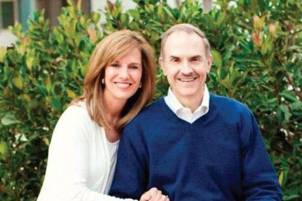 DiAnn Koehl and her husband George Koehl.