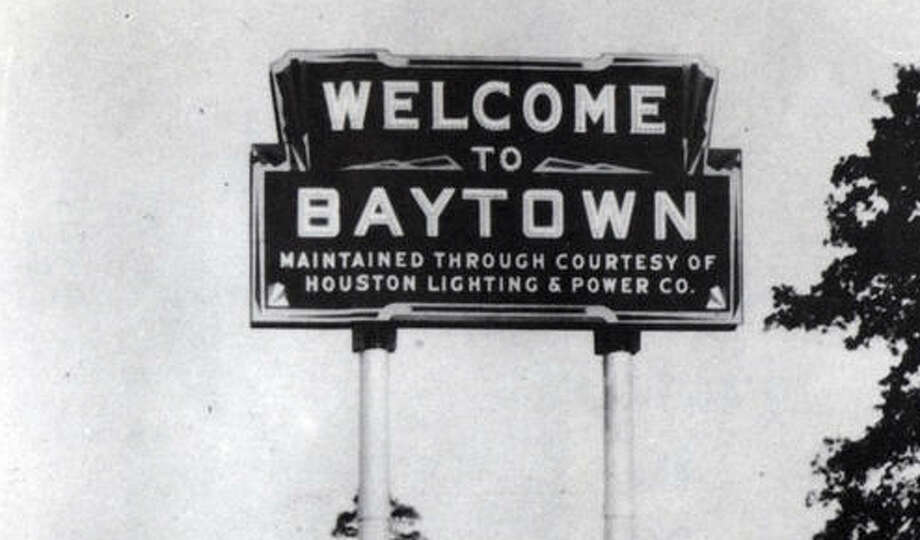 PHOTOS: See vintage photos from Baytown's oil-rich historyClick through to see what the Baytown early looked like in the 20th century... Photo: Baytown Sun