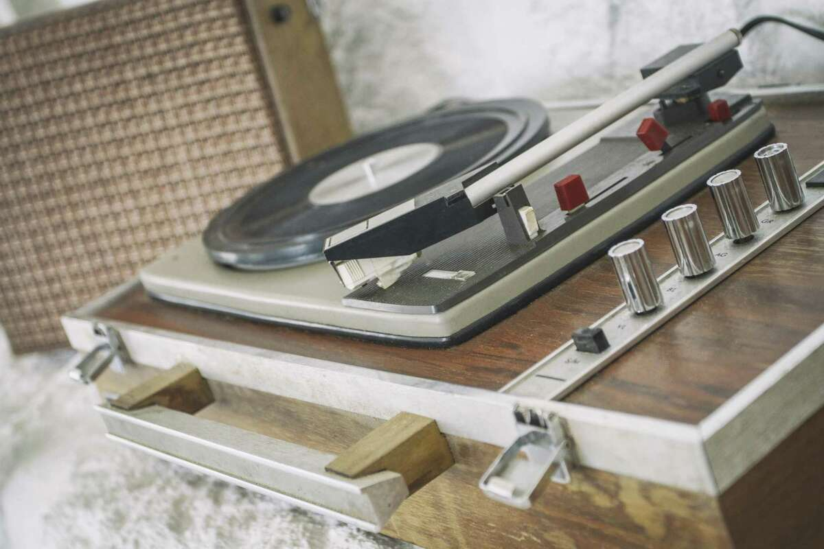 Some old turntables are worth keeping, particularly if they are high-end models. If they are in working condition they can earn you money, as can their components.