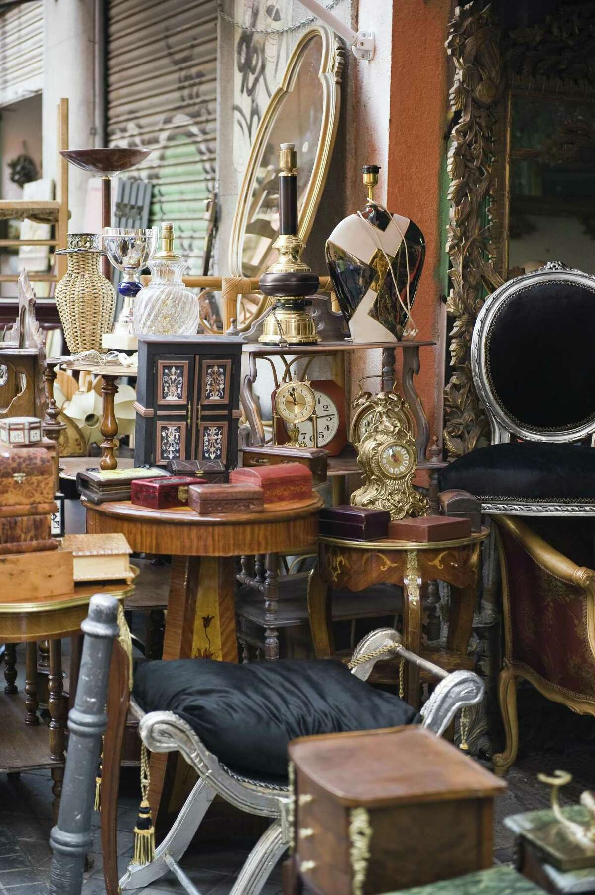 Is there anything of worth here? Appraiser James Lipton, who runs the Easton-based Appraisers Associates Inc., is often called to homes to assess the treasures tucked away in attics, basements or sometimes in plain sight.